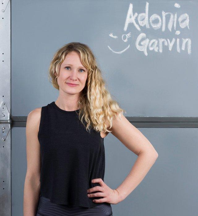 Adonia Garvin, ERYT 200, Rising Sun, MD