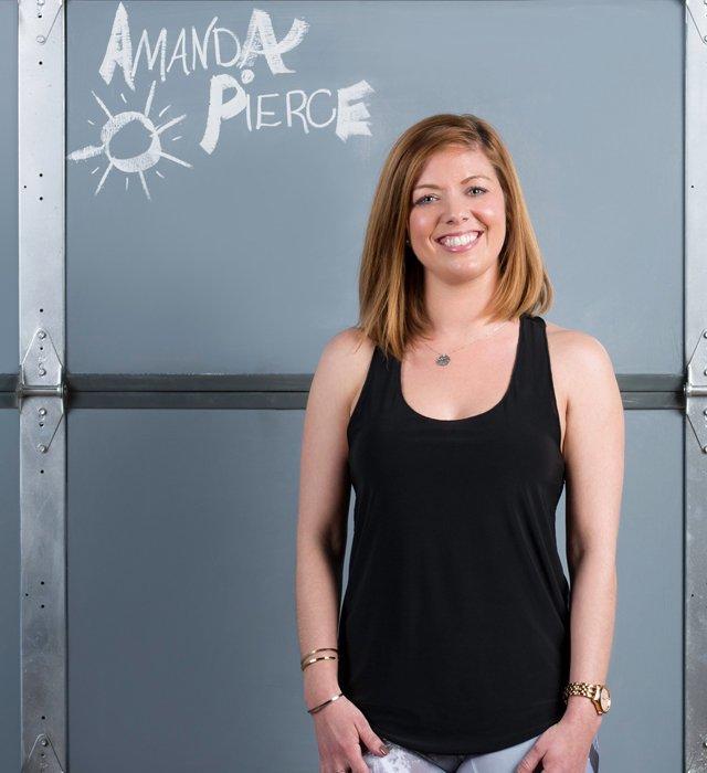 Amanda Heckman-Pierce, RYT 200, Rising Sun, MD