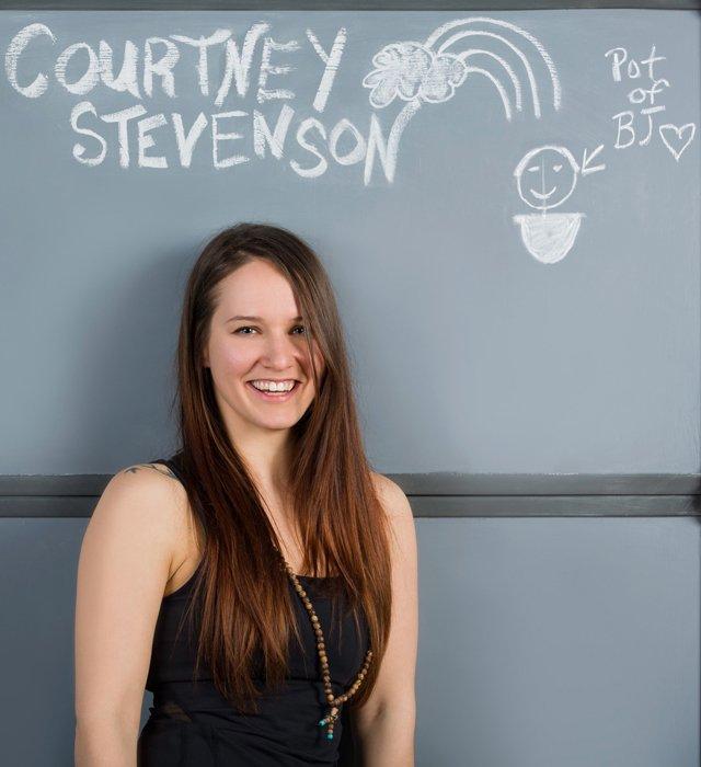 Courtney Hart, RYT 200, Baltimore, MD