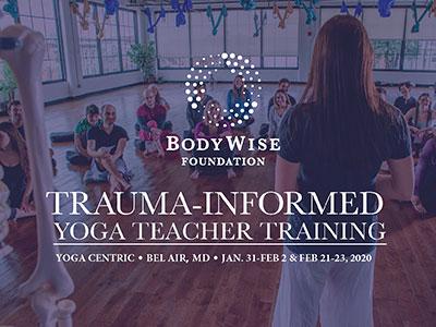 YogaCentric Trauma Teacher Training-400