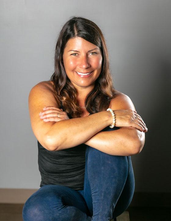 Candice Hennessey, RYT 500, E-RYT 200, Owner/Founder
