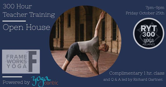 yoga 300 hour teacher training
